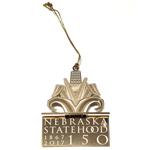 Nebraska Sesquicentennial Ornament