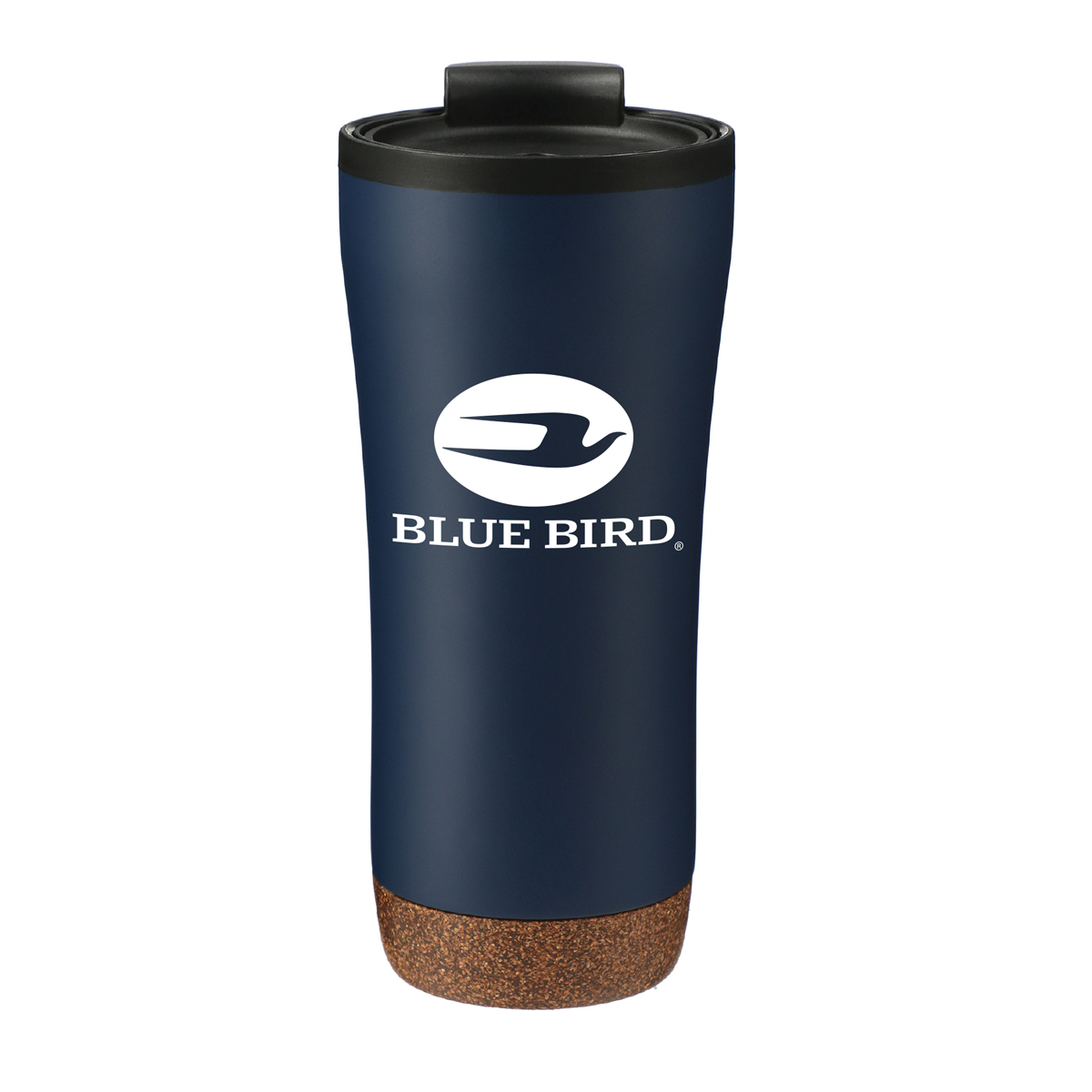 16 oz Tumbler with Cork Accent