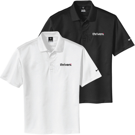 Mens Nike Tech Basic Dri-Fit Polo