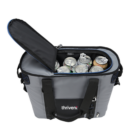 Waterproof 24 Can Cooler