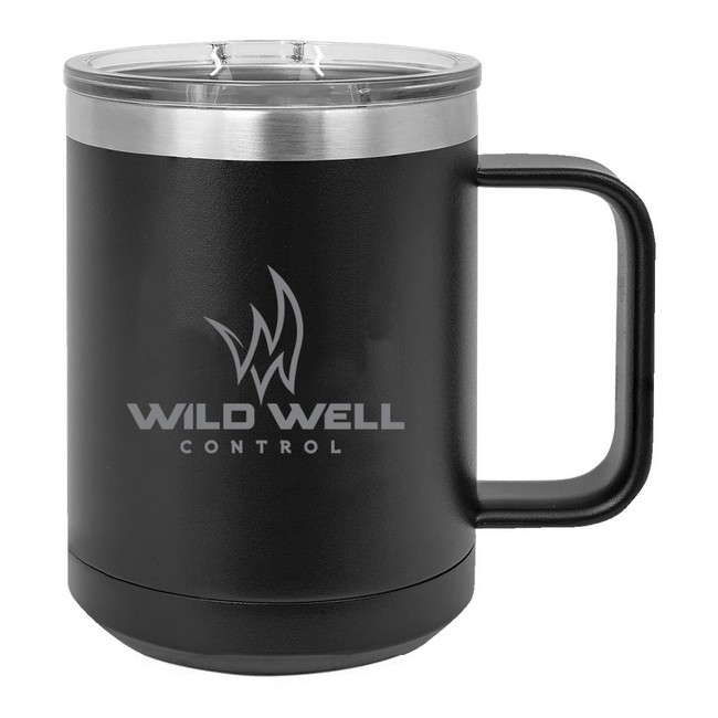 15 oz. Vacuum Insulated Mug